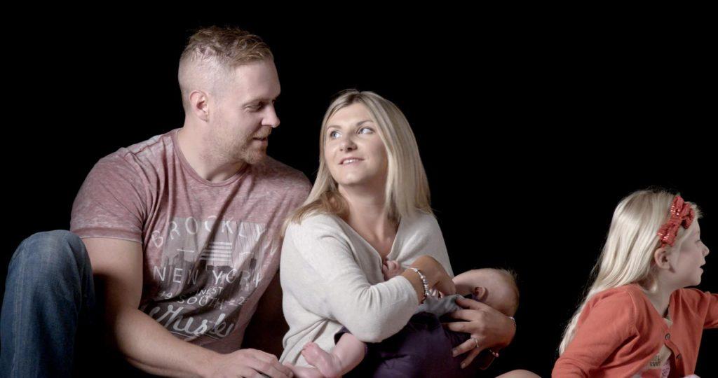 Human Milk Breastfeeding Advert