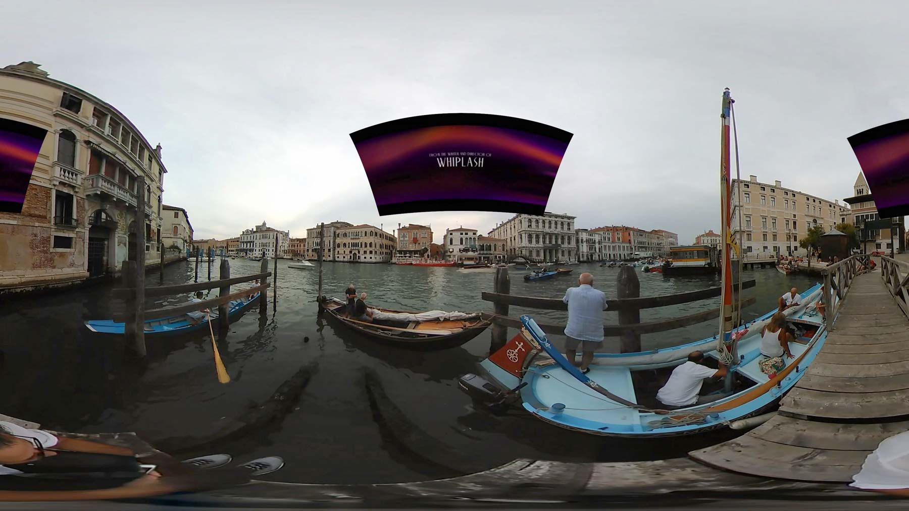 Virtual Reality Video Production Venice Film Festival In