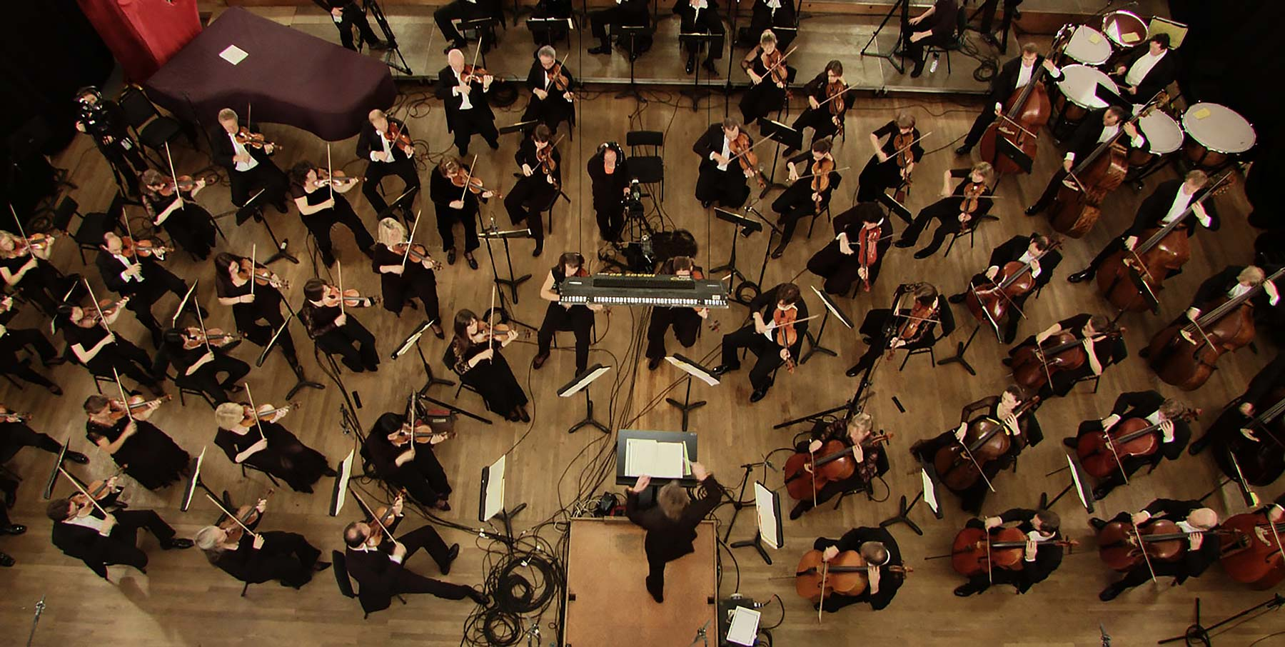 Interactive Video Production | The Orchestra: Ipad App